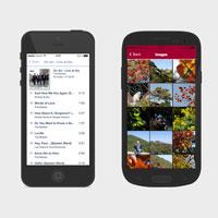 publicqtion sur les stores apple iOS et Android